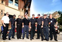 Willowfork Fire Dept #2 Kevin Walters, Derrick Lens, Kim Herring, Mark Herring, David Scott, Brad Shantie, TJ Warren, Todd Beebe
